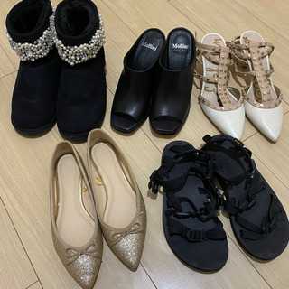 レディース 靴 23.5cm