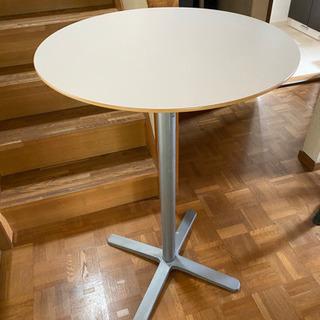 【ネット決済】【テレワークに最適】テーブルと椅子のセット(取りに...