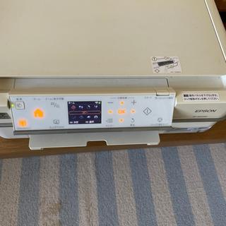 EPSON プリンターEP-803AWデス