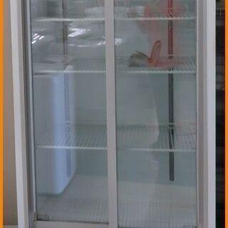 【引取限定】大和冷機 冷蔵リーチインショーケース 中古品 幅80...