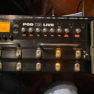 LINE6 マルチエフェクター+ギターアンプ+オマケ付きセット