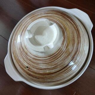 大きめの土鍋