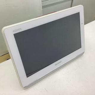 2019年製 AQUOS ポータブルテレビ 2T-C12A…