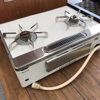 リンナイ 都市ガス ガステーブル ガスコンロ ETS65AWK3...