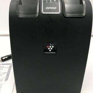 【美品】ウィルス対策・車載用空気清浄機 プラズマクラスター管理N...