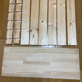 木材 いろいろセット - 売ります・あげます