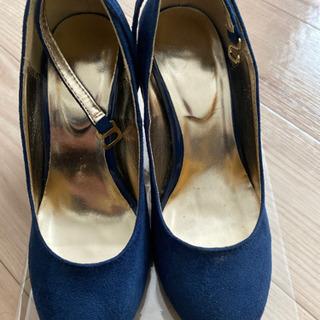 GU サイズS 22.5センチ 靴