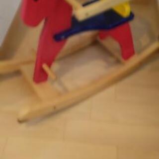 【ネット決済】木馬 おもちゃ