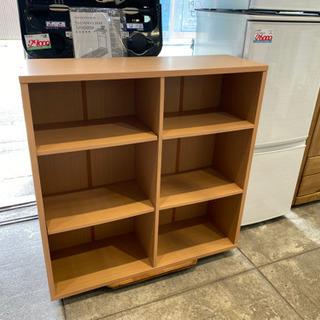 本棚 収納棚 カラーボックス フリーラック 幅90