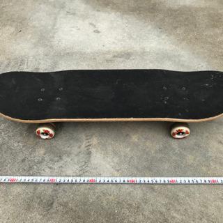 【ネット決済】子供用スケートボード 赤