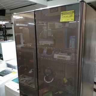 日立冷蔵庫R-XG51J(XH)【リサイクルショップBIG8】配達無料