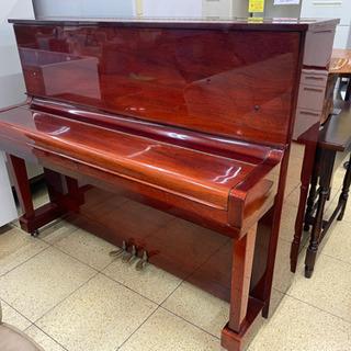 STEINER アップライトピアノ 鍵盤 WG-5 木目 音楽
