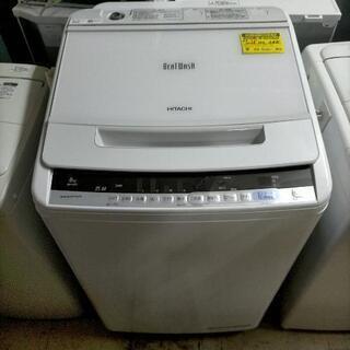 日立洗濯機ビートウォッシュBW-V80C【リサイクルショップBI...