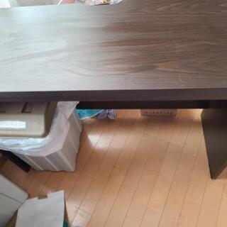 ニトリハイテーブル 90×40