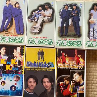 KinKi Kids VHS