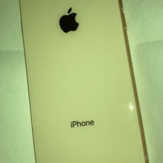 【ネット決済・配送可】au iPhone 8 64GB バッテリ...
