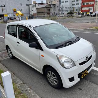 【車検あり】H24 ミラバン 低燃費CVT