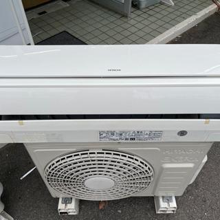 HITACHI ルームエアコン 10畳用 標準取付工事込み リサ...