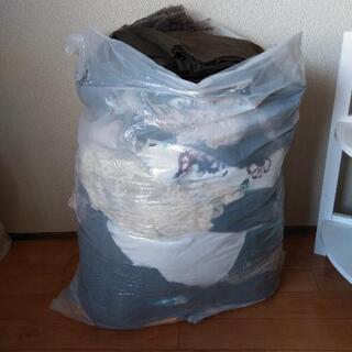 ゴミ袋大 レディース服