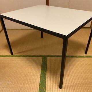 机 テーブル/幅75-奥行60-高さ50cm