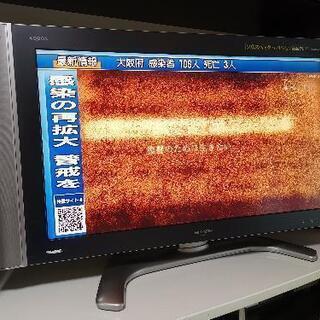 シャープ 37V型 液晶 テレビ AQUOS LC-37BE2W...