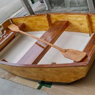 ボート檜製
