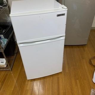 BESTEK 85L冷蔵庫  左開き 2017年製