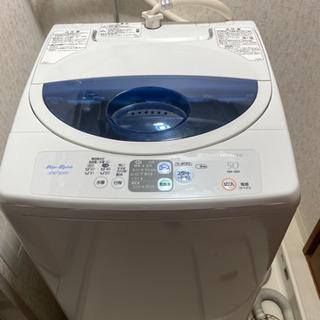 【無料】日立 洗濯機 (7月1日受け取れる方)