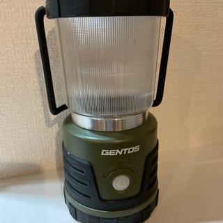 GENTOS(ジェントス) LED ランタン 3色切替 防滴 エ...