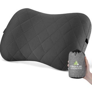 キャンプ枕  超軽量 コンパクト 収納袋付き アウトドア・キャン...