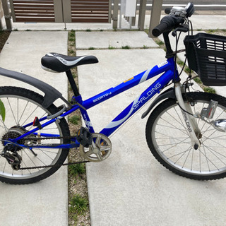 【ネット決済】キッズ 自転車 22インチ