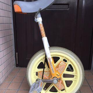 一輪車 ブリジストン 16インチサイズ スタンド付