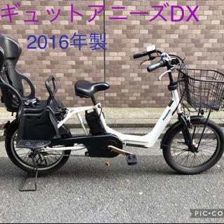 Panasonic ギュットアニーズDX 2016年製 20イン...