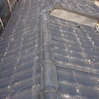 『瓦屋根の10分の1❕最大25年保証❕❕』屋根工事