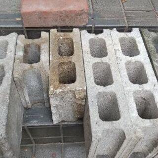 ブロック コンクリートブロック レンガ 家庭菜園