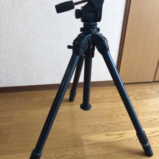 カメラ 三脚 SLIK 美品です!