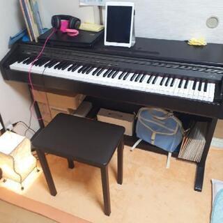 【ネット決済】電子ピアノ88鍵
