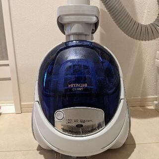 【無料】日立掃除機、おまけ付き