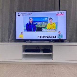 ニトリ テレビボード 白