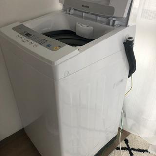 2020年製 全自動洗濯機 5.0kg アイリスオーヤマ
