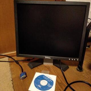 パソコン デル製 ディスプレイのみ デスクトップ 2005年