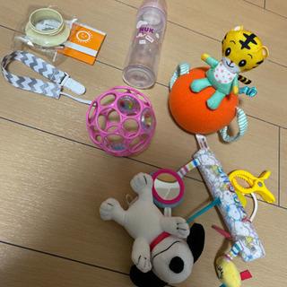 【ネット決済】ベビーおもちゃ、ベビーカートイ、NUK哺乳瓶