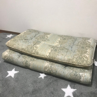 【¥0 無料】西川の敷布団 6月末まで