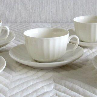 純喫茶ティーカップセット(新品未使用)