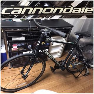 cannondaleキャノンデールQUICK4アルミ+カーボン自...
