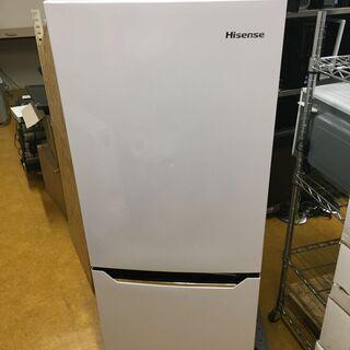 Hisense 2ドア冷凍冷蔵庫 150L HR-D15C…