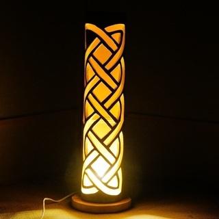【ネット決済・配送可】竹ランプ 〜〜和〜〜 竹灯籠 竹灯り 癒し