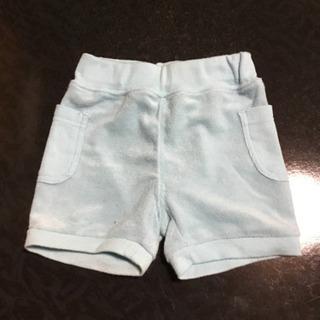 水色のズボン