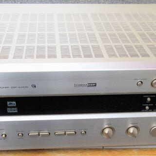 ☆ヤマハ YAMAHA DSP-AX630 AVアンプ AMPL...