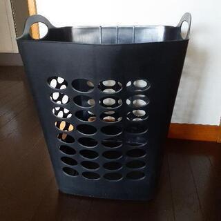 【受け渡しの方、決定しました】洗濯バスケット 洗濯かご